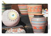 Santa Fe - Pottery Carry-all Pouch