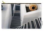 Santorini Steps Carry-all Pouch