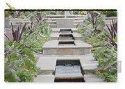 Sarah Lee Baker Perennial Garden 3 Carry-all Pouch