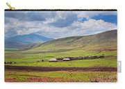 Savannah Landscape In Tanzania Carry-all Pouch