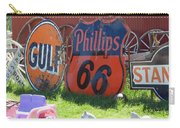 Scenes From An Antique Store In South Dakota Carry-all Pouch