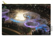 D101l-216 Scioto Mile Riverfront Park Fountain Photo Carry-all Pouch
