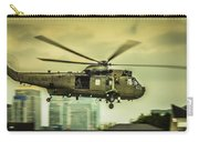 Sea King Helicopter Carry-all Pouch