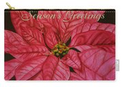Season's Greetings Carry-all Pouch