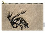 Seaweed On Beach Carry-all Pouch