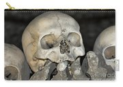 Sedlec Ossuary - Charnel House Carry-all Pouch