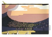 See America Poster, C1937 Carry-all Pouch