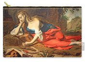 Seghers' The Repentant Magdalen Carry-all Pouch