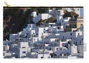 Serifos Town Carry-all Pouch