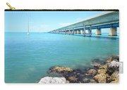 Seven Mile Bridge-1 Carry-all Pouch