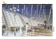 Shanghai Pudong Airport In China Carry-all Pouch