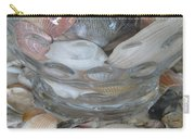 Shells In Bubble Bowl 2 Carry-all Pouch