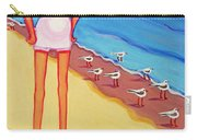 Shorebirds Of A Feather Carry-all Pouch