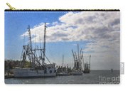 Shrimp Boats On Shem Creek Carry-all Pouch