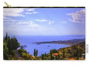 Sicily View Carry-all Pouch
