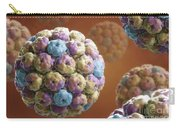 Simian Immunodeficiency Virus Carry-all Pouch