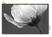 Simply Beautiful In Black And White Carry-all Pouch