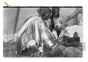 Sioux Medicine Man, C1907 Carry-all Pouch