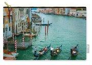 Six Gondolas Carry-all Pouch