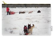 Sled Dog Carry-all Pouch