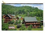 Smoky Mountain Cabins Carry-all Pouch