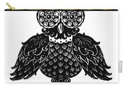 Sophisticated Owls 1 Of 4 Carry-all Pouch