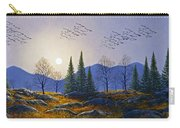 Southern Migration By Moonlight Carry-all Pouch
