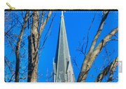 St. Marys Church Steeple Of St Marys Church Carry-all Pouch