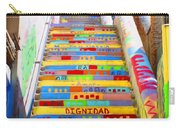 Stairway To Heaven Valparaiso  Chile Carry-all Pouch