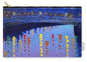 Starry Night In Dublin Carry-all Pouch