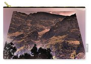 Starry Night Landscape Carry-all Pouch