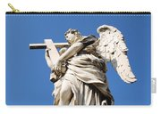 Statue In Vatican City Carry-all Pouch