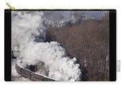 Steam At Scranton Carry-all Pouch