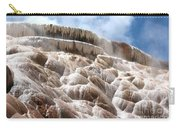 Steamy Mammoth Hot Springs Carry-all Pouch