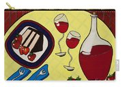 Strawberry Wine Carry-all Pouch