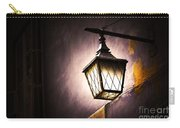 Street Lamp Shining Carry-all Pouch
