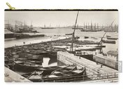 Suez Canal Port Said Carry-all Pouch