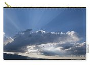 Summer Clouds Carry-all Pouch