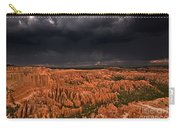 Summer Thunderstorm Bryce Canyon National Park Utah Carry-all Pouch
