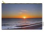 Sunrise Over Atlantic Ocean, Florida Carry-all Pouch