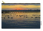 Sunset Geese Carry-all Pouch