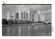 Tampa Skyline From Davis Islands Carry-all Pouch