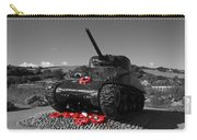 Tank Memorial Carry-all Pouch