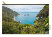 Tasman Sea At West Coast Of South Island Of New Zealand Carry-all Pouch