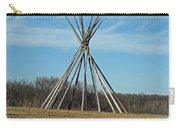 Tee Pee Carry-all Pouch