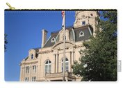 Terre Haute Indiana - Courthouse Carry-all Pouch