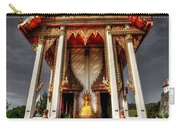 Thai Temple Carry-all Pouch
