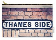 Thames Side Carry-all Pouch