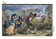 The Battle Of Concord, 1775 Carry-all Pouch