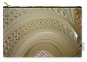 The Ceiling Of Union Station Carry-all Pouch
